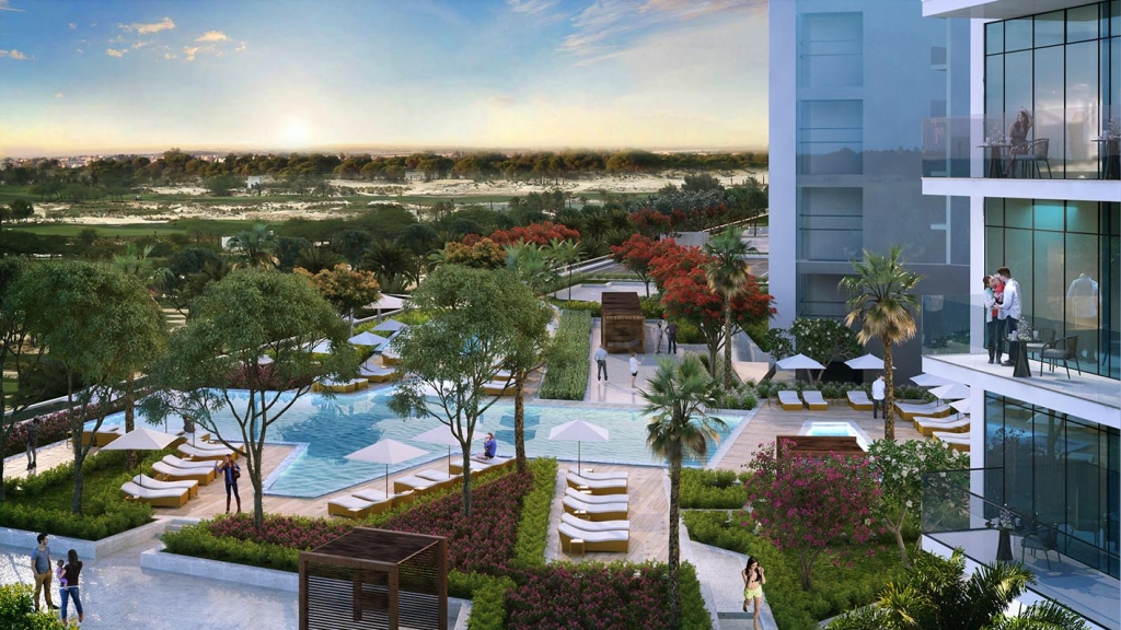 Radisson Hotel, Dubai DAMAC Hills - View 1[6]