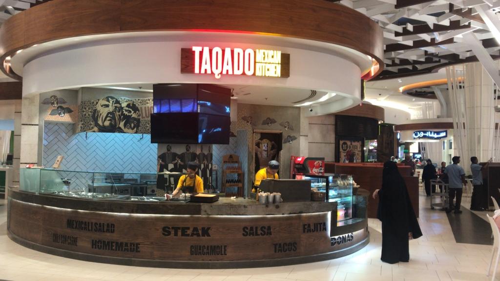 Taqado Yas Mall