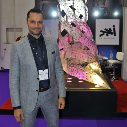 VIDEO: The Art of Time at The Hotel Show