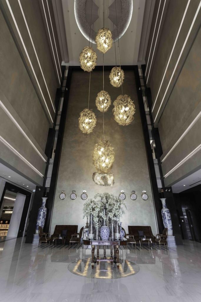 Grand Millennium Business Bay_Lobby Entrance Wide