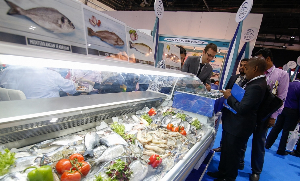 Image 02 - SEAFEX Middle East is the only professional seafood event for the Middle East, Africa and Asia set to return this October (1)