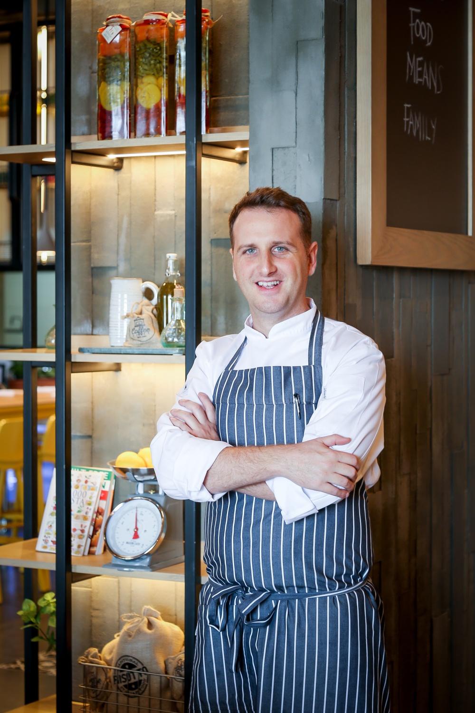Marco Pistillo, chef de Cuisine, Verso