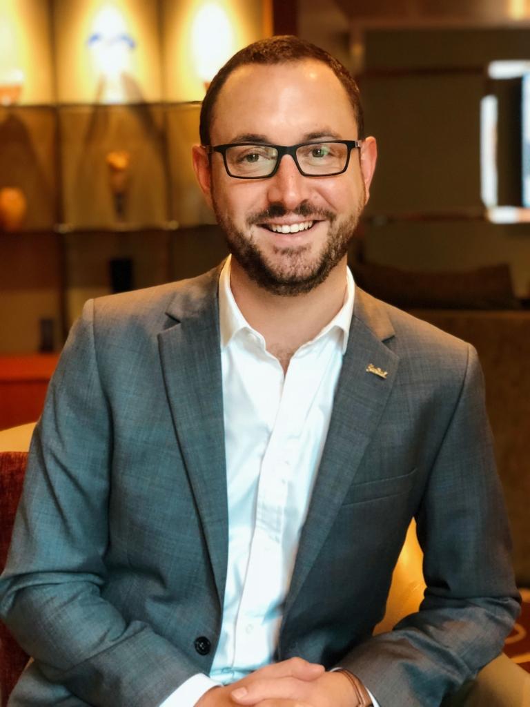 Tim Reynolds, Director of Hotel Operations