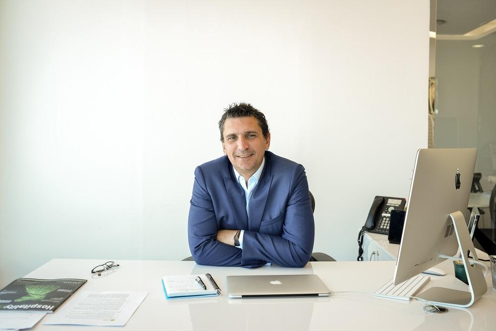 Abdul Kader Saadi, managing director, Glee Hospitality Solutions