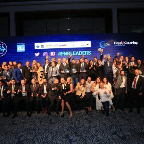 Winners: The Leaders in F&B Awards 2018