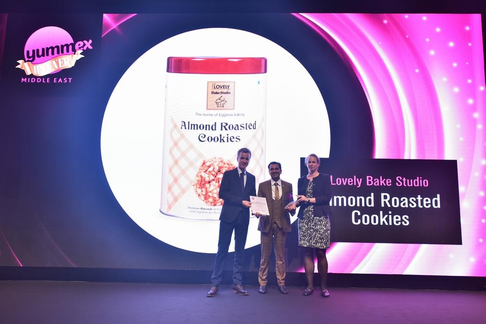 yummex Innovation Award - 'Best Bakery Product' went to India's Lovely Bake Studio