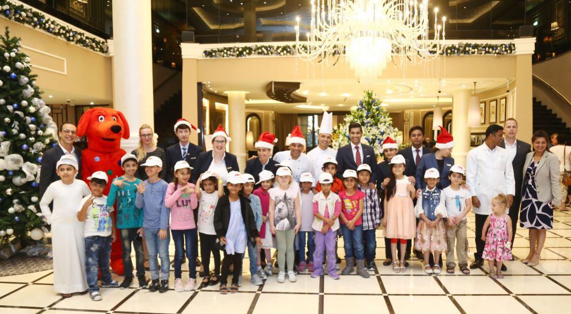 Dukes Dubai - Emirates Red Crescent
