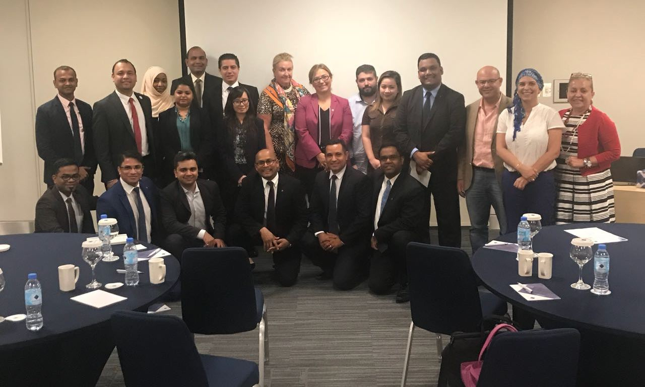 Participants at one of the DTCM Revenue Management workshops