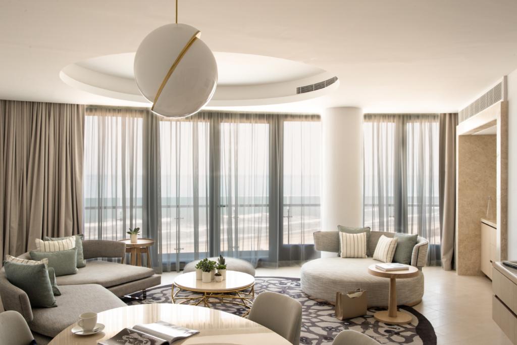 The Ocean Panoramic Suite, Jumeirah at Saadiyat Island Resort