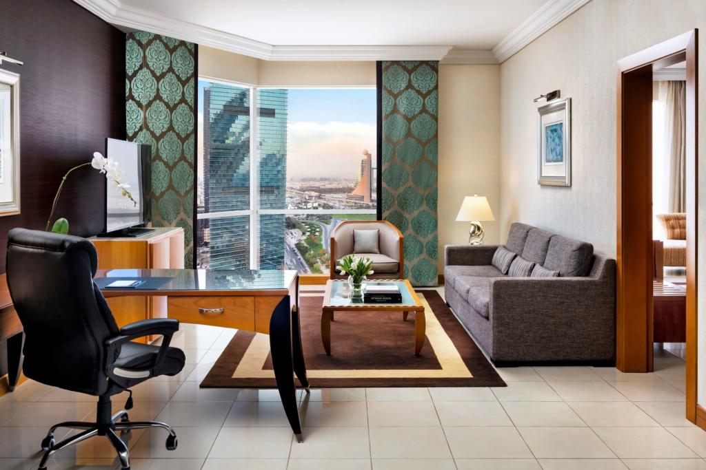 Fairmont Dubai Suite