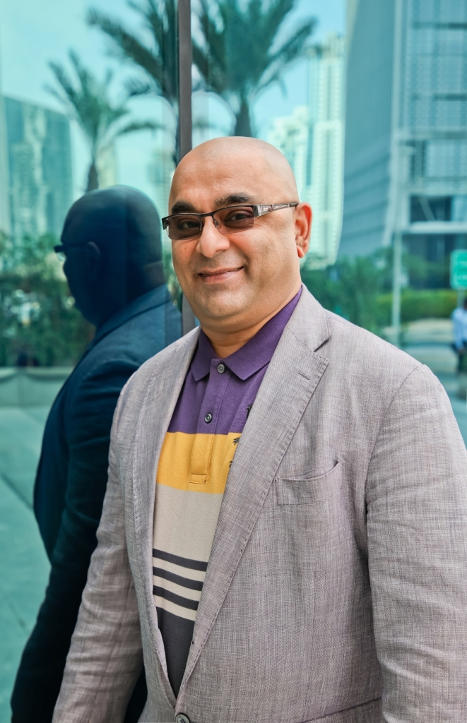J S Anand, Founder, LEVA Hotels