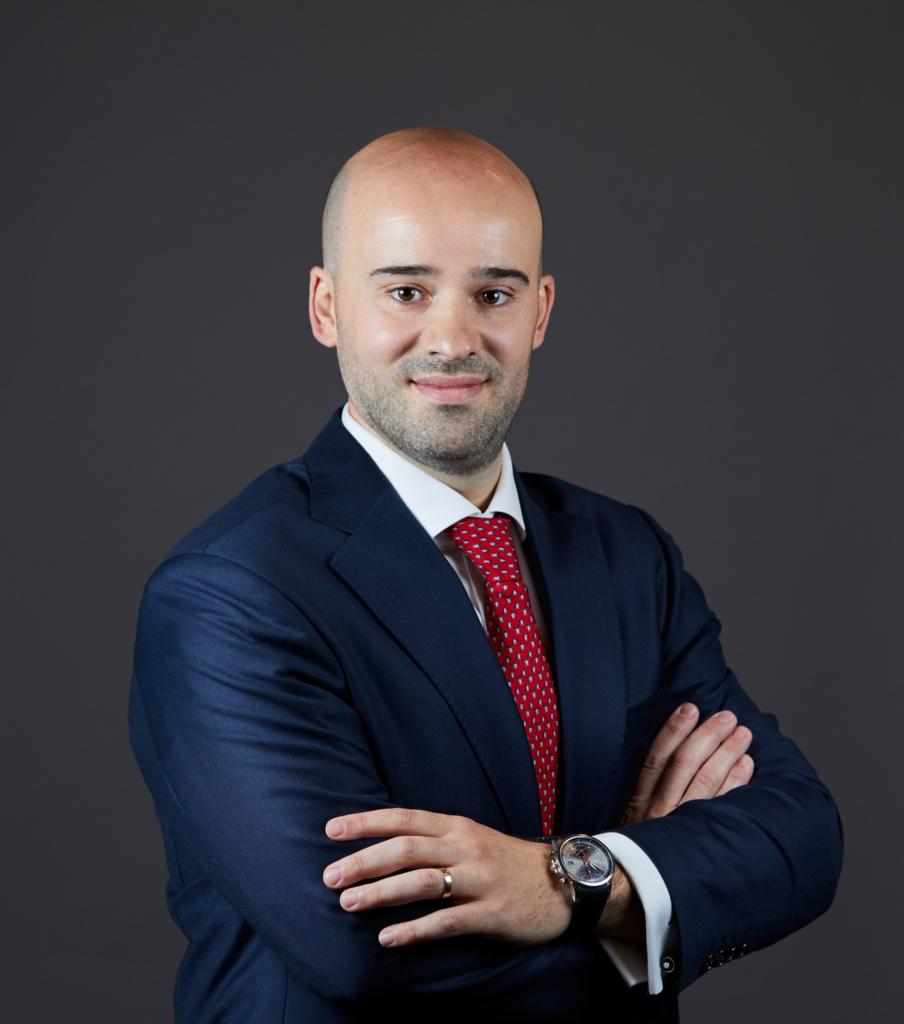 Jerome Briet, chief development officer, Marriott International MEA