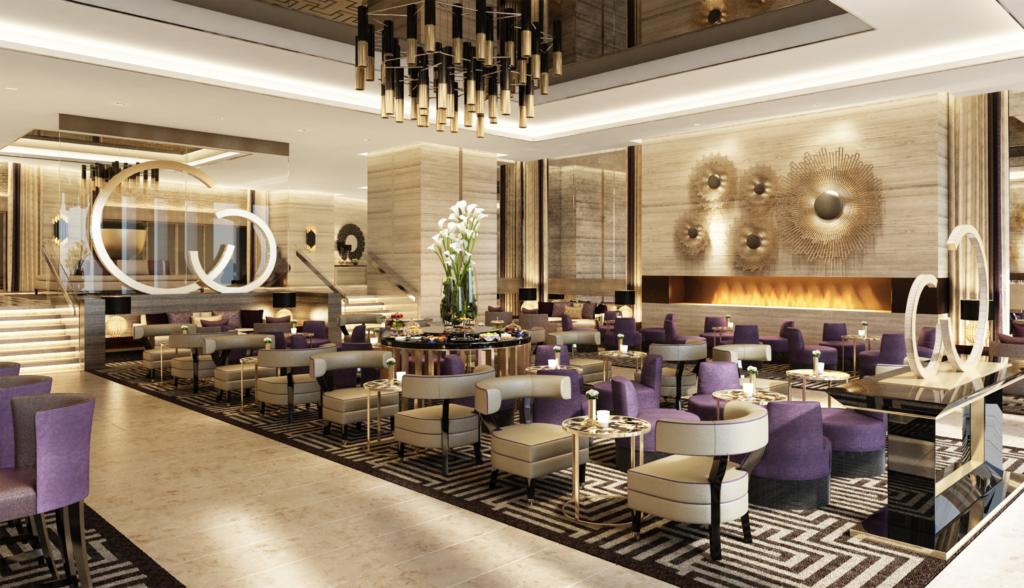 KWIRK_R002 Rendering of Lobby Lounge