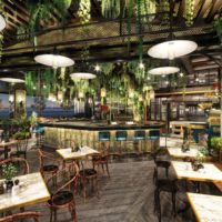 The London Project Opens At Bluewater Island