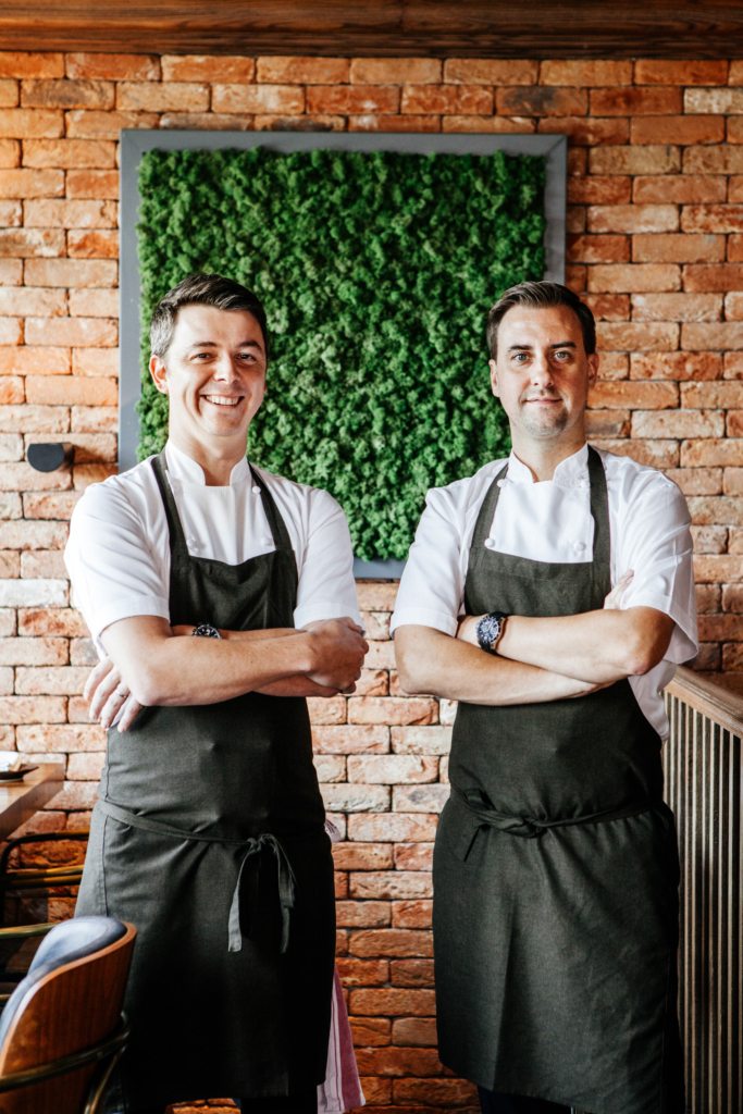 Nick Alvis & Scott Price