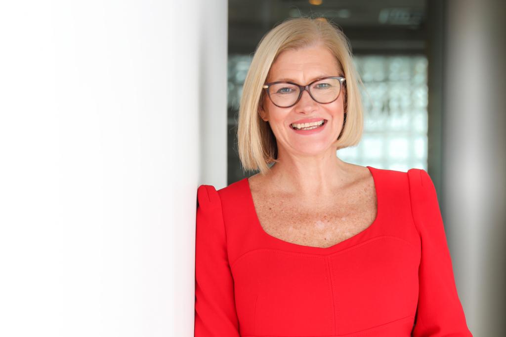 Emma Banks, vice president, F&B Strategy & Development