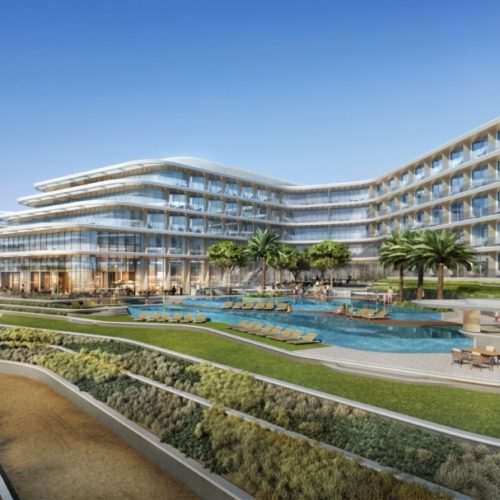 JA Lake View Hotel Set For September Opening