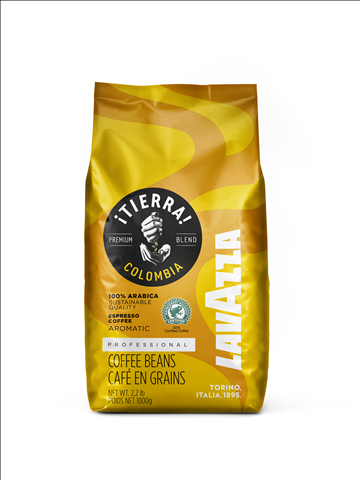 Lavazza is launching at Gulfood its latest innovative offering for 2019 ¡Tierra! Colombia