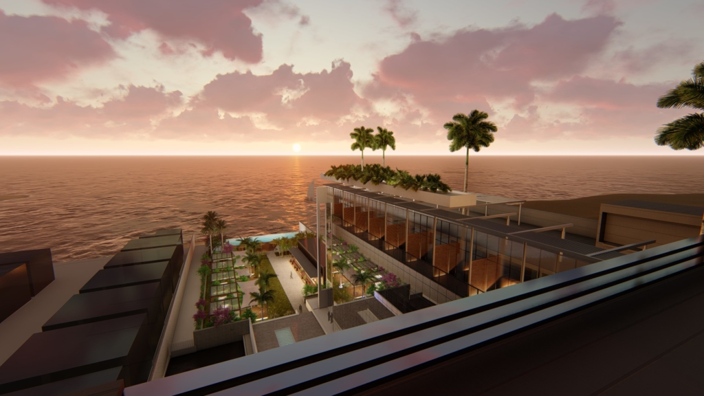 The opening of the Four Points by Sheraton Monrovia will play a vital role in helping to realise the country's tourism strategy