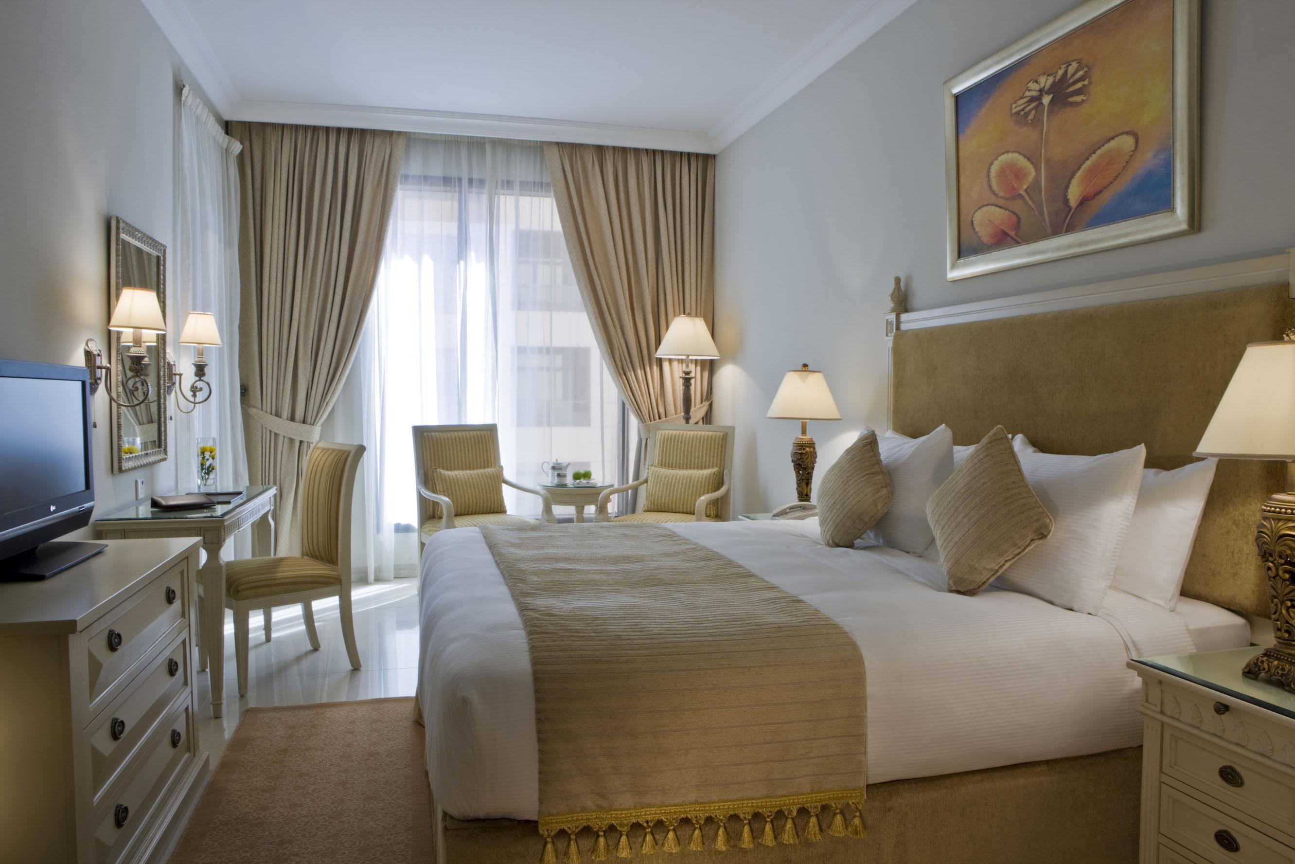 Californian style bedroom02-Rooms-Yassat