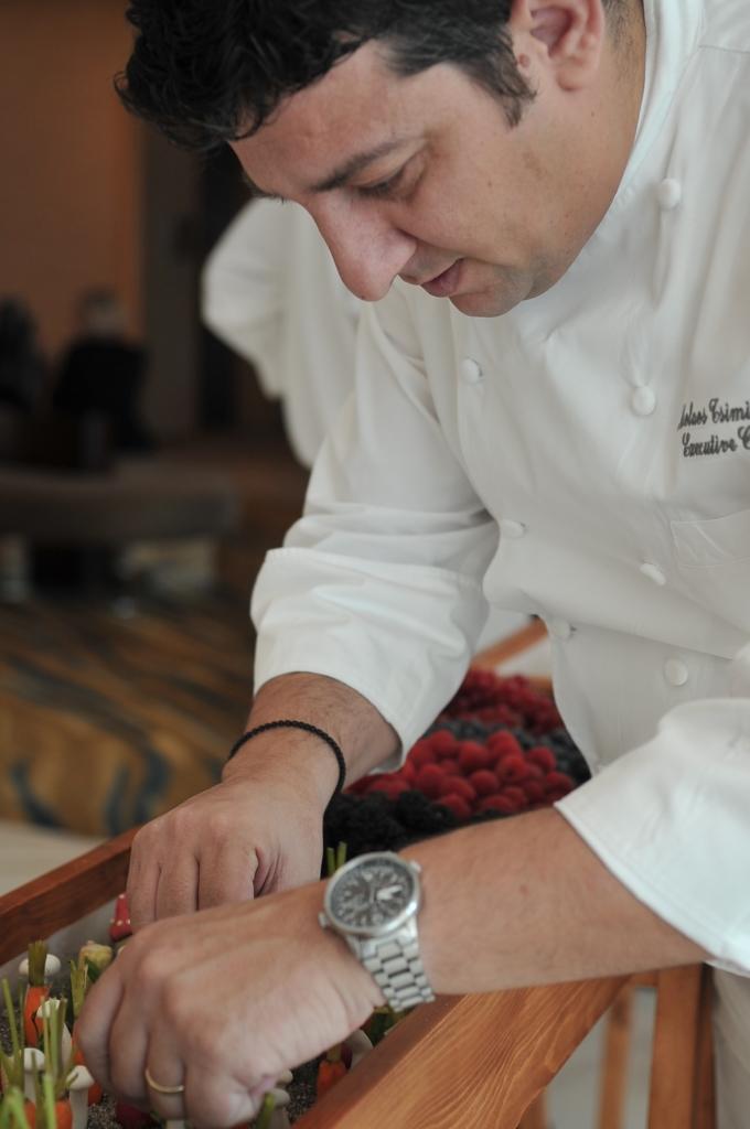 Chef Nikolaos