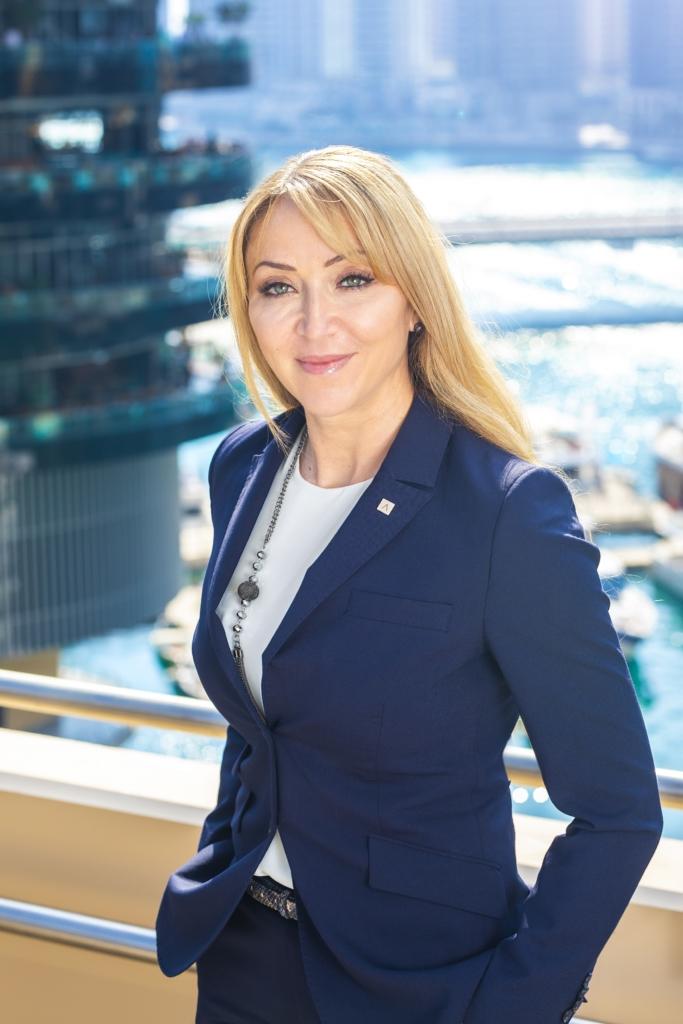 Eleni Tsolakou, General Manager, Address Dubai Marina