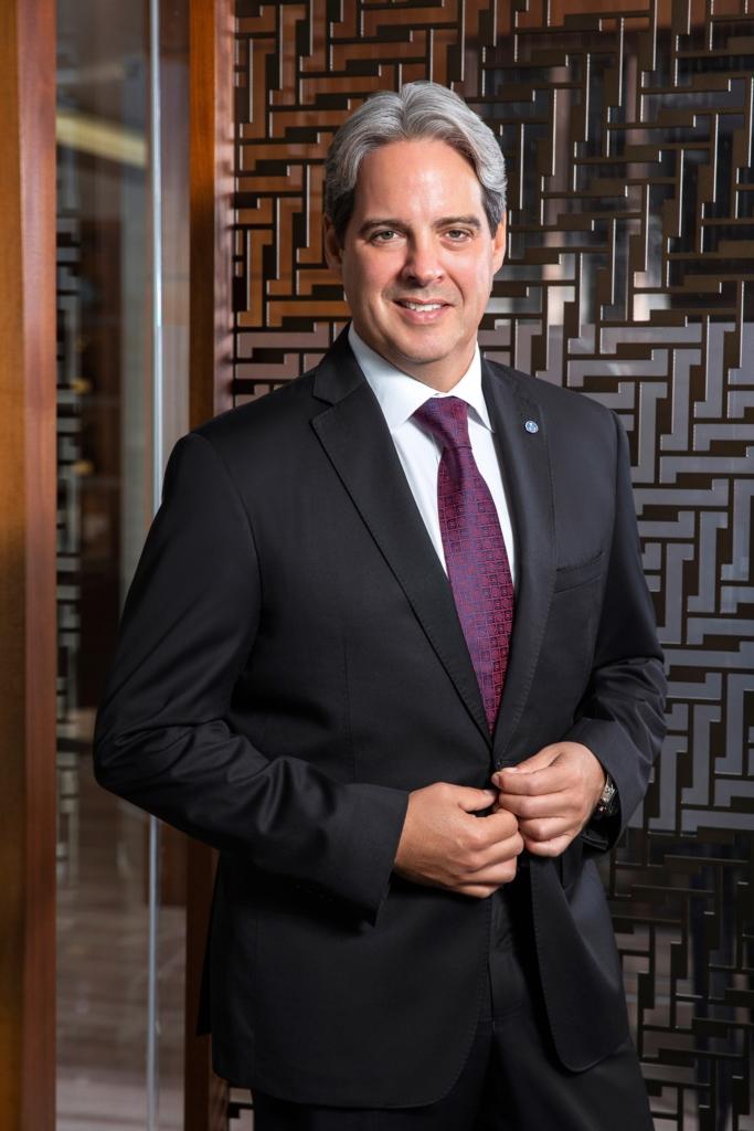 Guy Hutchinson, Acting CEO, Rotana