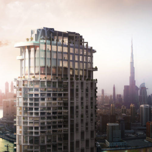 $550 Million SLS Dubai Hotel & Residences To Open in Q3 2020