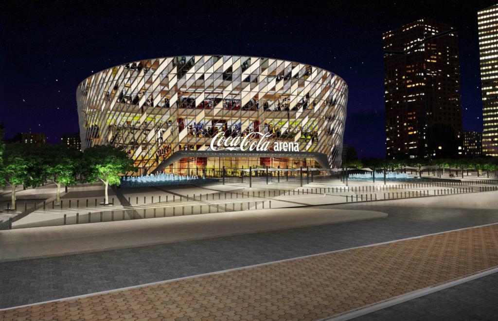 COCA COLA arena_1