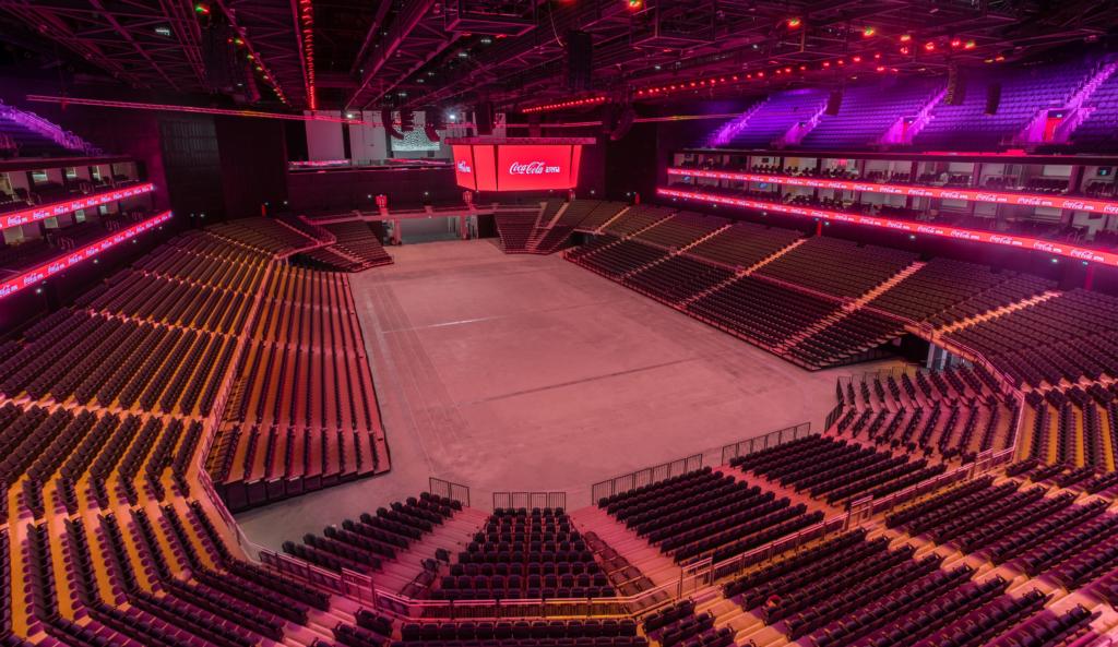 Coca Cola Arena 4