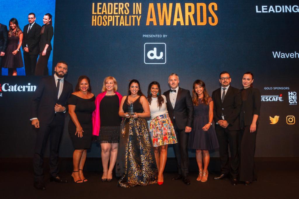 Winners Leaders In Hospitality Awards 2019