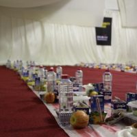Rose Rayhaan by Rotana distributed over 100 Iftar meals