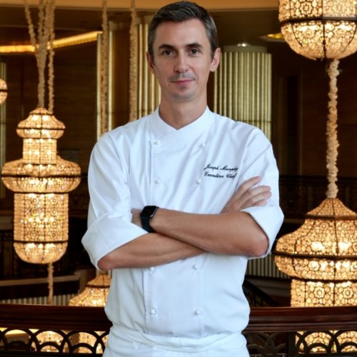 The St. Regis Abu Dhabi appoints executive chef