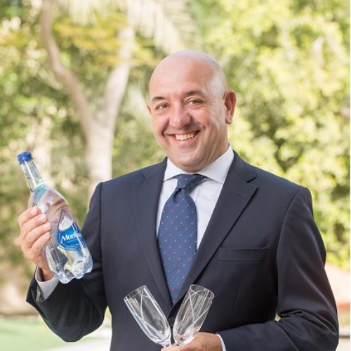 Going beyond supplying water, MonViso's managing director Stefano Iorini