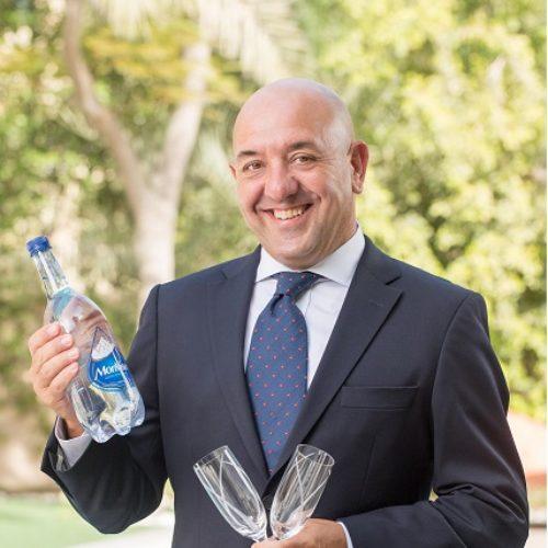 Going beyond supplying water, MonViso's managing director Stefano Iorini