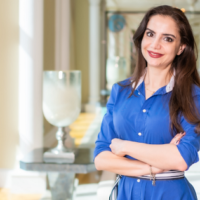 Christine Khachatryan as Cluster Commercial Director for Three Hotels in Ras Al Khaimah