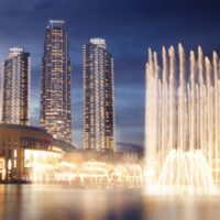 Emaar Hospitality Group's Address Fountain Views to open in October
