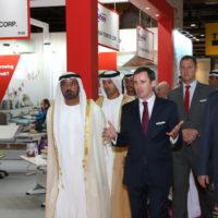 H.H. Sheikh Ahmed bin Saeed Al Maktoum inaugurates Middle East Design and Hospitality Week 2019