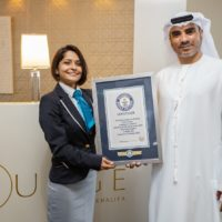 Burj Khalifa lounge is the 'highest in a building' in Guinness World Records