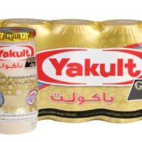 Yakult launches premium 'gut health' drink