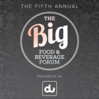 Announcement: The Big Food and Beverage Forum 2019 New Date and Venue