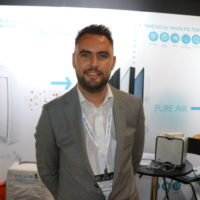 Video: Improve indoor air quality with Eolisair at The Hotel Show 2019
