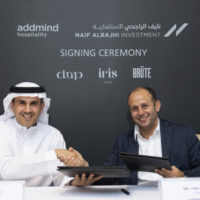 Naif Alrajhi Investment and Addmind Hospitality to bring new flavours to Riyadh with Iris, Clap and luxury Argentinian concept Brute
