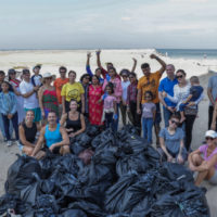 Fairmont Ajman organises environmental clean-up for Day of Tolerance