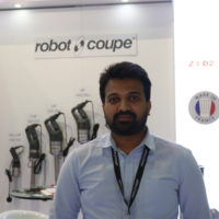 Video: Food preparation with Robot Coupe at Gulfood Manufacturing 2019