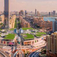 Nakheel Mall opens on Dubai's Palm Jumeirah