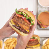 Shake Shack UAE is now serving a 'stack burger'