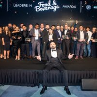 Winners announced: The Leaders in F&B Awards 2019