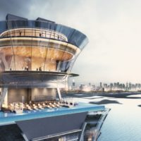 Sunset Hospitality Group Announces AURA Skypool at The Palm Tower