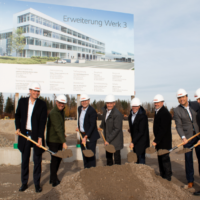 Rational is expanding their Group headquarters in Landsberg.